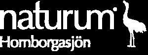 Naturum Hornborgasjön. Logotyp.